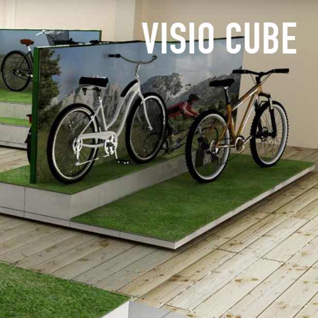 Visio Cube by Doublet