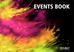 Doublet Events Book