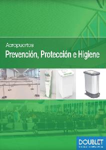 Catálogo técnico de Prevención y Protección para aeropuertos