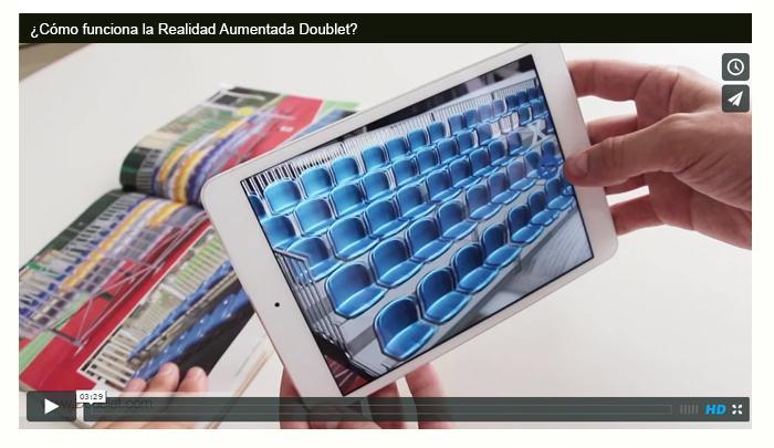Vídeo de Doublet AR