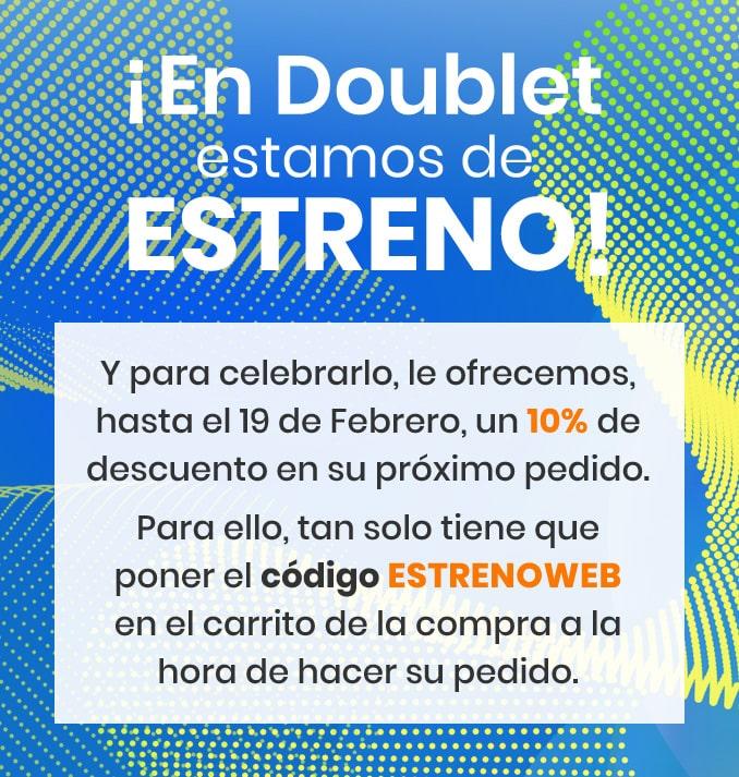 Contacte con Doublet